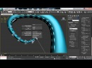 3dsMax Tentacle Tutorial Part03:Rigging and Animation