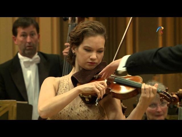 Хилари Хан. МОЦАРТ Концерт для скрипки с оркестром №3 соль мажор (1775), KV216