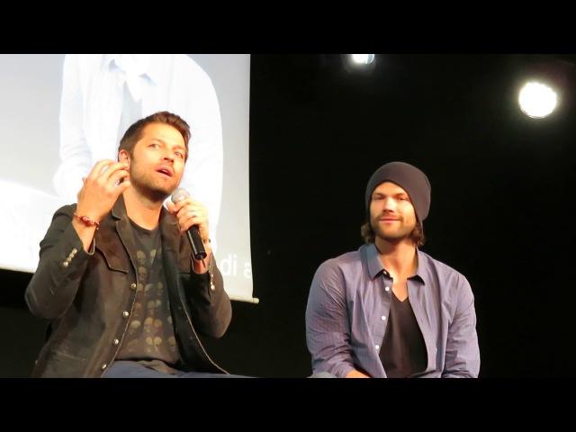 Jared and Misha Sunday (JIB8): Part 2