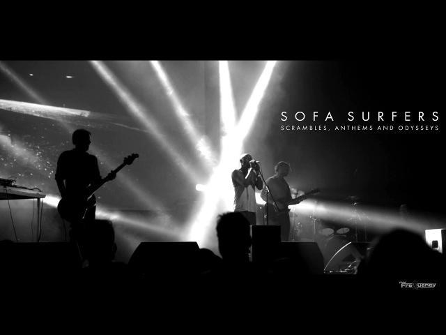 Sofa Surfers feat. Soulcat E-Phife - Scramble (Live @ FM4)