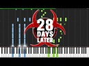 In the House, In a Heartbeat - 28 Days Later [Piano Tutorial] (Synthesia)  Jon R. Mohr