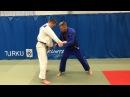 Дзюдо. Бросок через спину. Judo. Morote seoi nage