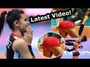 Winifer Fernandez - Sexy Indoor Volleyball (New Video)