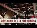 DIVE Indie Wrestle Completely Mock Randy Orton For Twitter Comments (VIDEO)