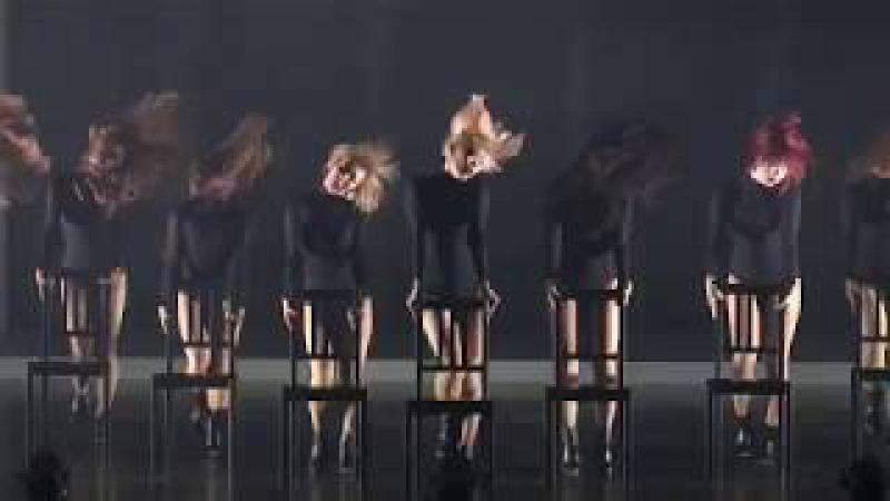 Sheryl Murakami Choreography Earned It The Weeknd