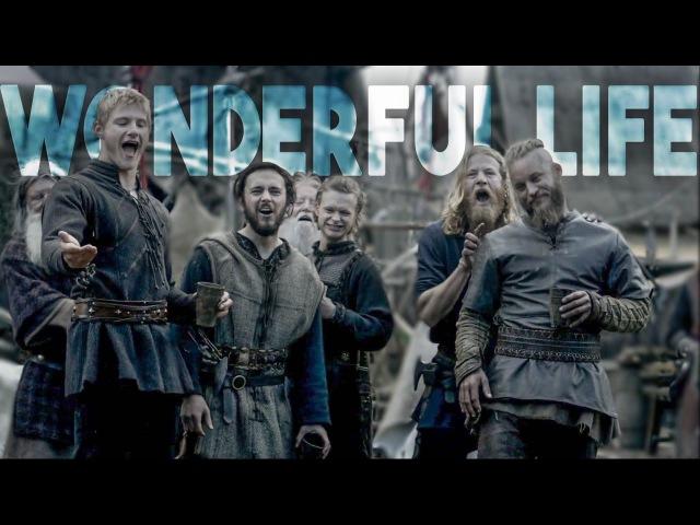 Vikings || Wonderful Life (Collab)
