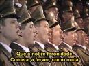 Coral do Exército Vermelho - Guerra sagrada (Священная война, 1998) legendado