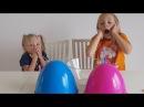 Салат Челлендж в ПРЯМОМ ЭФИРЕ Николь и Алиса Прямой Кефир:) Беременная Мама готовит Челендж