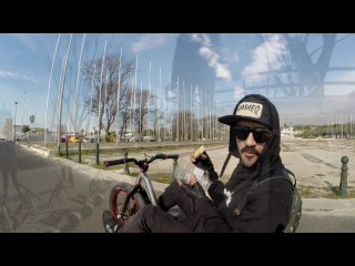 Kamikaze Trikers just cruise with bros... Belém Lisboa DRIFT TRIKE WEEK