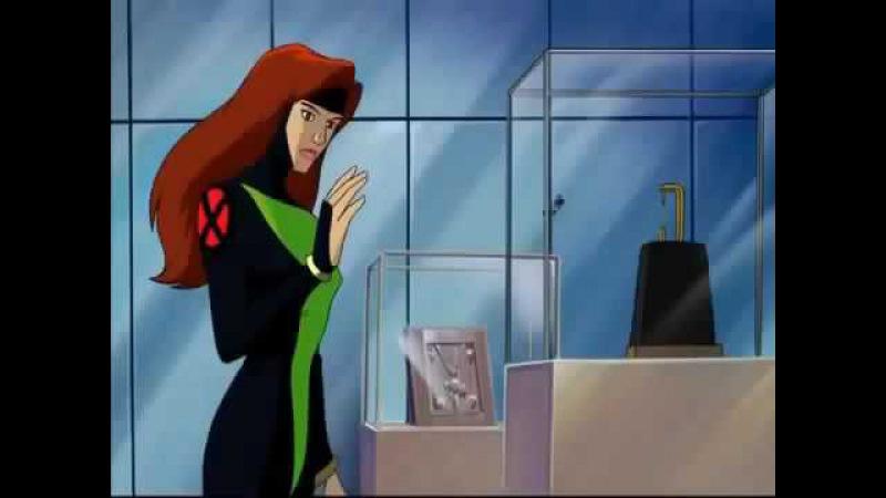 X-Men Evolution - Episódio 42 - Horizonte Negro - Parte 1