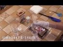 Папертоль Заливка жидким стеклом