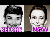 Woman and Time AUDREY HEPBURN. Before, after, then, forever