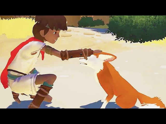 RIME Launch Trailer (PS4/Xbox One/Switch/PC)