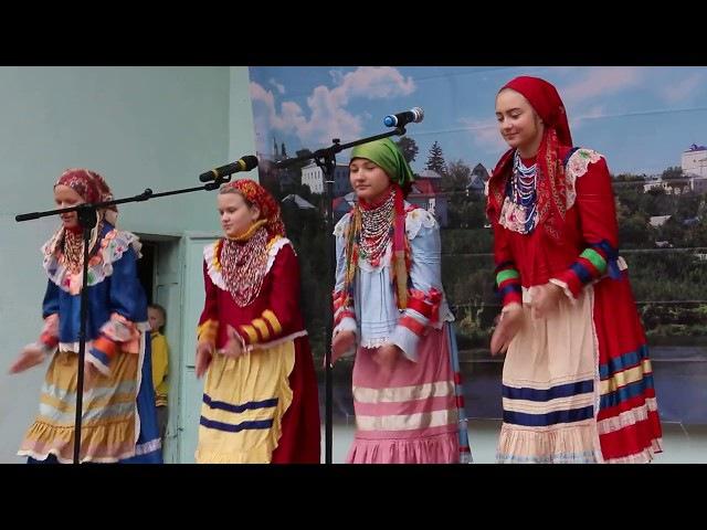 Елецкая Рояльная гармонь Фольклорный ансамбль Ерёма