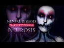 Alice Yuric - Makeup tutorial : Mental Illness [Neurosis]