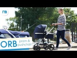 Mothercare Orb Pram and Pushchair Travel System
