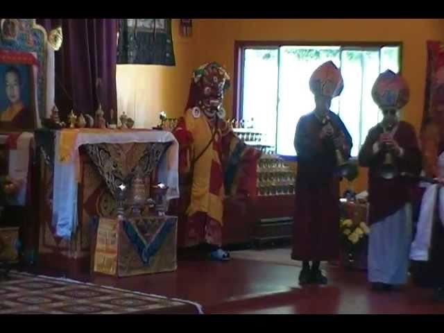 Dorje Drolo dance