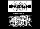 CEREBRAL TURBULENCY (czech rep.) ill-neglect BRUTAL TRUTH cover