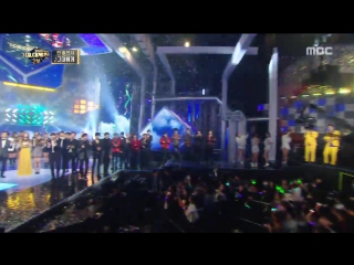 170101 EXO END @ MBC Gayo Daejejeon