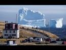 До берегів Канади прибило гігантський айсберг