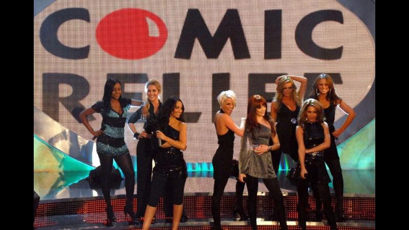 10.03.2007 Girls Aloud vs Sugababes - Walk This Way @ Fame Academy