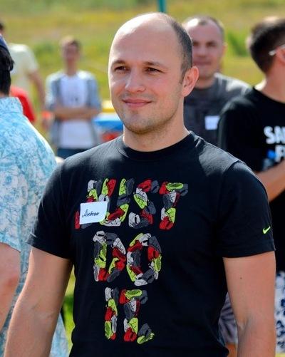 Антон Найденов