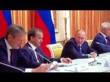 Ткачев рассмешил Путина рассказом про экспорт свинины