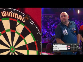 Scott Waites vs Danny Noppert (BDO World Darts Championship 2017 / Quarter Final)