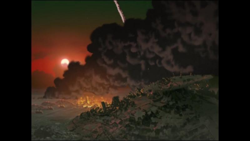 Боевая фея Вьюга/Sentou Yousei Yukikaze - 5 серия (OVA) [Azazel NesTea]