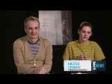 E! News - Kristen Stewart Talks Getting Naked in Personal Shopper - E! Live from the Red Carpet
