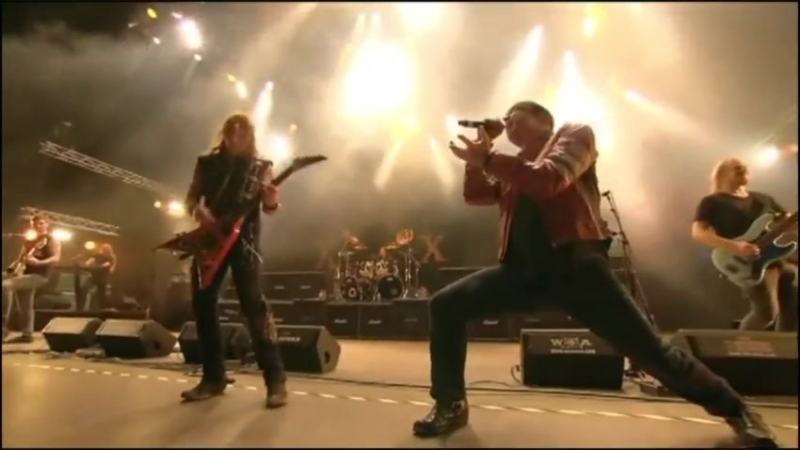 Hansen Kiske - I Want Out (Live in Wacken 2016) [HQ]