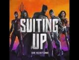 Justice League Behind the scenes clip