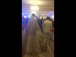 Свадьба Каролины и Маскали ✌🏻️👍👌❤️👰