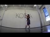 Nadya Kulikova / Exotic Pole