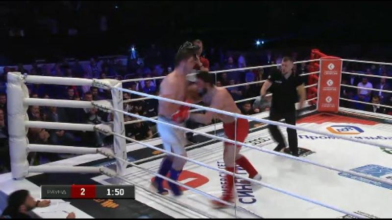 Баширов Гаджимурад - Муслим Магомедов!! Зрелищнейший бой