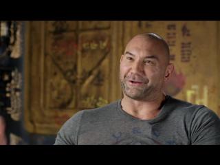 Guardians of the Galaxy 2- Dave Bautista Drax / Стражи Галактики. Часть 2