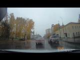 Похититель дорожных знаков
