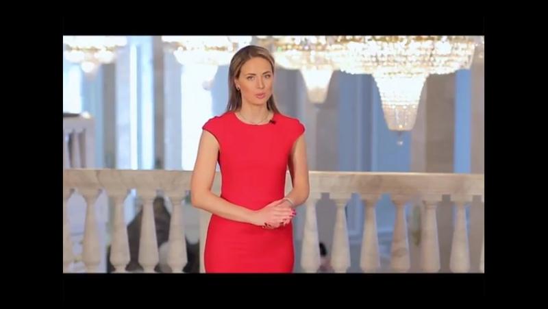 Анна Трубецкая в Калейдаскоп Навіны культуры 01 06 2017 на БТ3