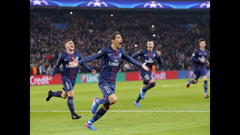 PSG 4 x 0 Barcelona - Highlights (Round of 16) (UCL 2016-17)