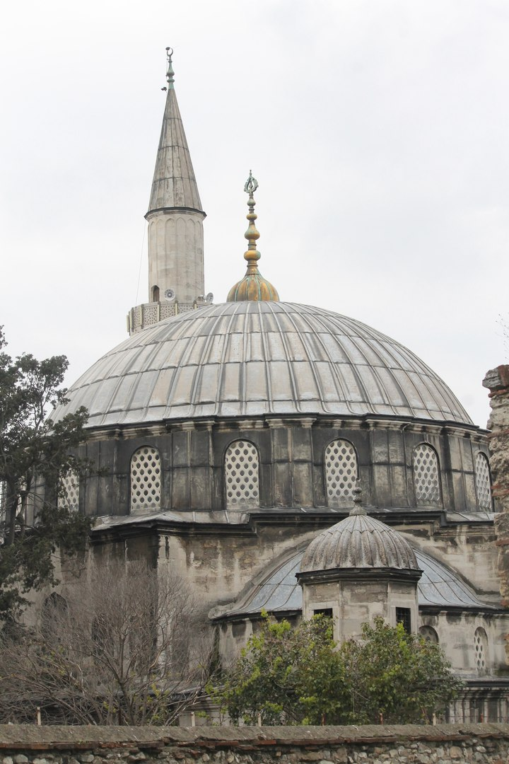 гробница шехзаде мехмета фото