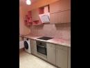 Розовая Exclusiv кухня