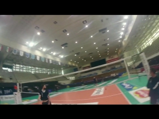 Один день волейболиста