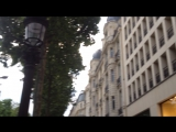 Paris Avenue des Champs-