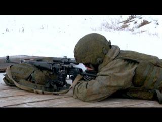 Одна пуля – одна цель: кадры учений снайперов в Приморье