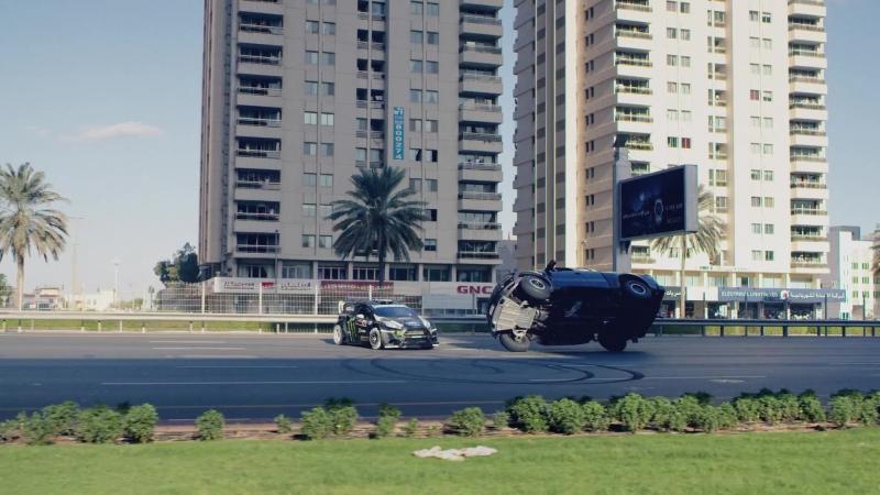 Ken Blocks Ultimate Exotic Playground in Dubai ¦ Gymkhana ¦ Ford Performance