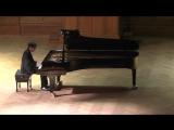 Шуберт Соната № 13 ля мажор, соч.120,D 664   Люка Дебарг (фортепиано, Франция)