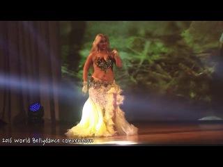 Diva Darina 2016 World Bellydance Convention in Korea