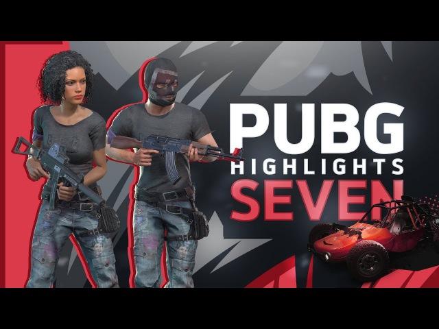 WACKO PUBG Highlights 7 FPP