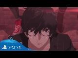 Persona 5 Launch Trailer PS4