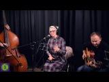 Варвара Визбор - А любовь-то лебедем - концерт на Радио 1